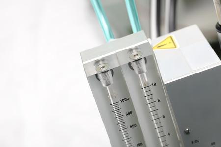 appliance: Part of the flowmeter medical appliance