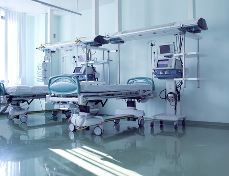 in readiness: Readiness of ward to receive patients