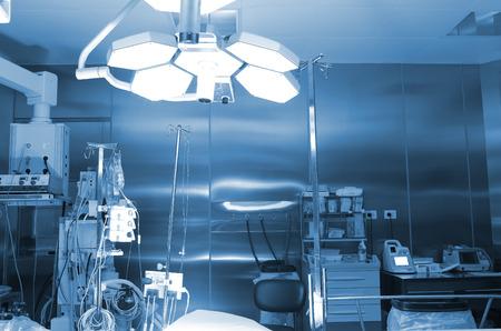Lege operatiekamer in het ziekenhuis