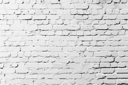 기능을 배경으로 벽돌 벽