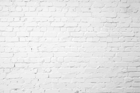貼滿白色質感的磚牆