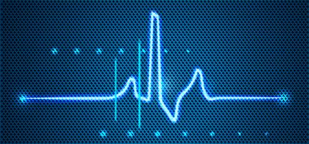 élément de la technologie médicale de cardiomonitor