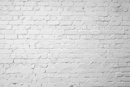 whitewash: Abstarct limed brick wall background.