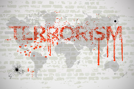end of the world: Terrorism in the world.......