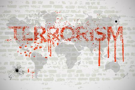sullen: Terrorism in the world.......