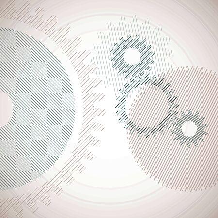 通信: ピニオンの技術的な背景を回転させます。