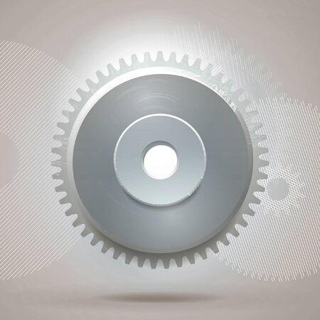 grease: Gear wheel steel textured background