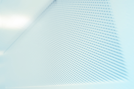 grid pattern: Defocused techical background with space for your text Stock Photo