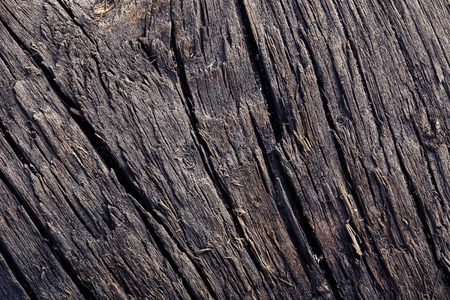 old wood: Old worn cracked timber wood. Stock Photo