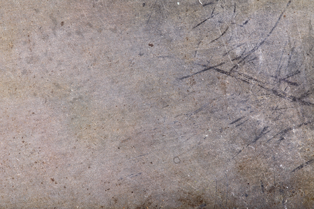 dirty sheet: Old dirty sheet of metal