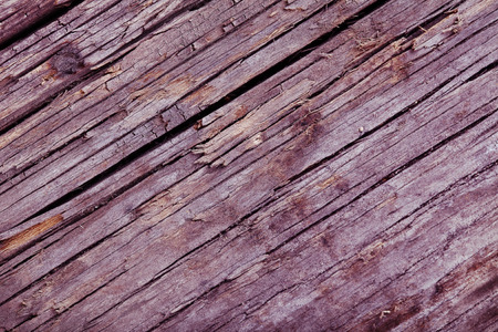 obsolete: Retro background with obsolete wooden plank