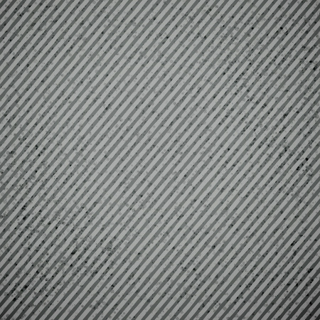 destructive: Striped gray grunge destructive background with space for text fit for design project
