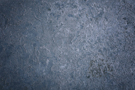 whitewash: Old metal surface covered with whitewash. Stock Photo