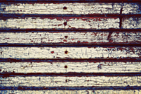 textured wall: Obsolete wooden wall, textured background. Stock Photo