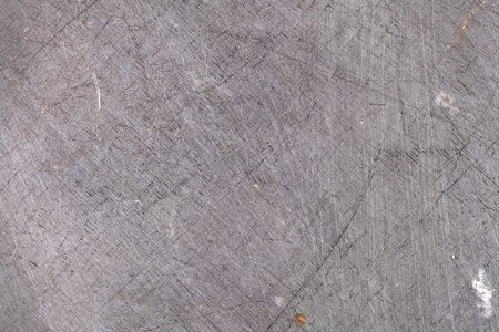 scraped: Scraped metallic surface, industrial background.