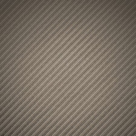 grey background: Gray technologic textured surface with stripes suitable for any background Stock Photo