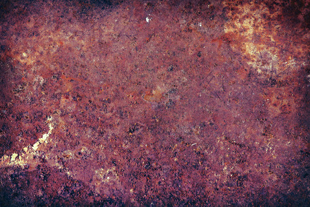 Metal surface with rust texture. 版權商用圖片
