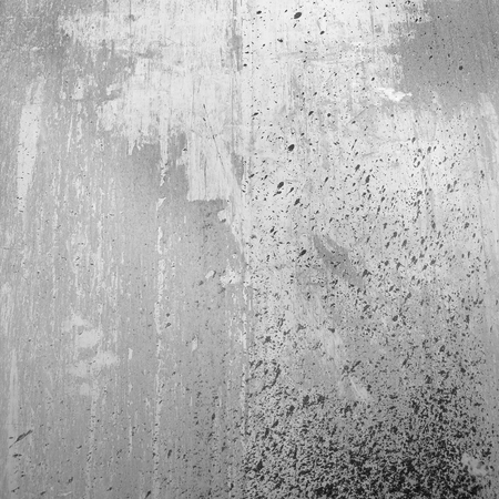 Concrete wall with textured surface.
