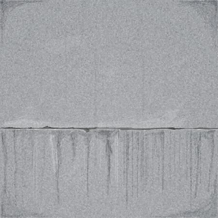 회색 콘크리트 벽 균열 및 산업 비즈니스와 얇은 현실적인 질감으로 스트림 일러스트