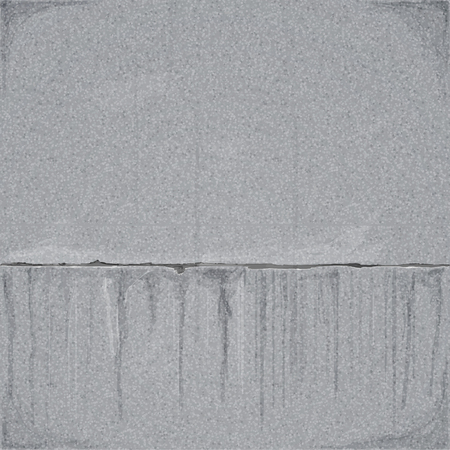 Gray concrete wall with cracks and streams with a thin realistic texture as the industrial business