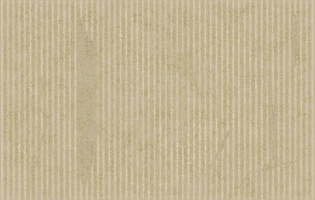 Cardboard brown fine texture, kraft, grunge retro background. vector illustration