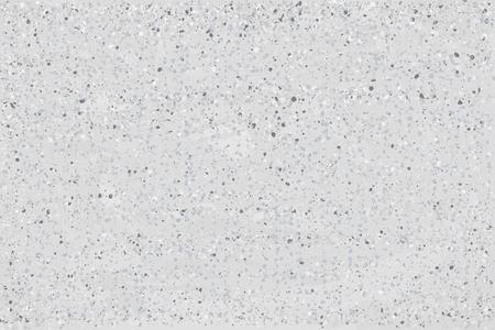 Granit kamień szary tekstura tło wektor realistyczna ilustracja pracy ręcznej Ilustracje wektorowe