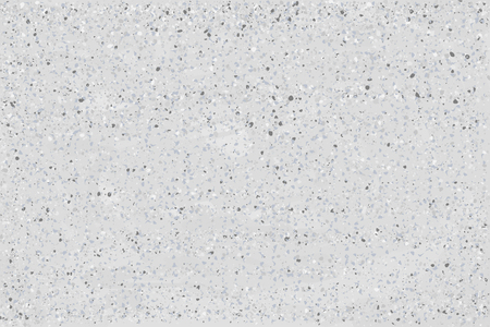 Granite stone gray texture background vector realistic hand labor illustration Çizim