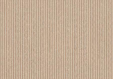 Textur des alten braunen Kartons. Vektor-Illustration