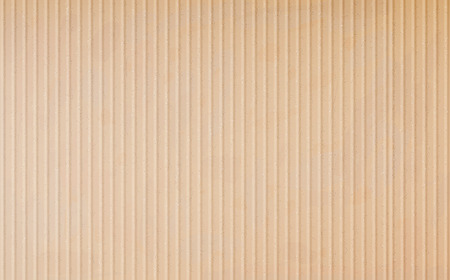 Cardboard vector textural banner background