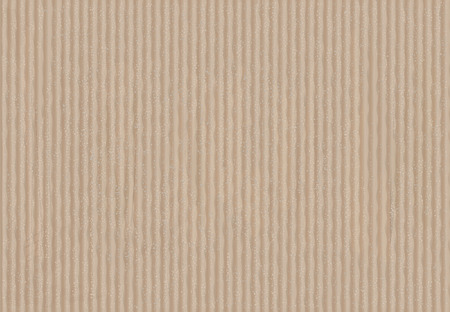 Texture of old brown cardboard. illustration