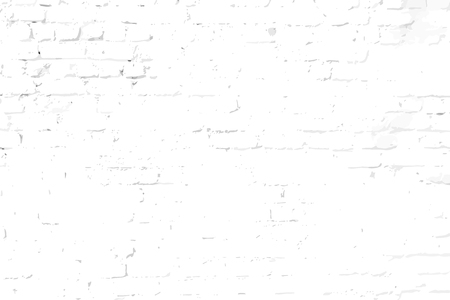 Bleached brick wall Abstract background illustration