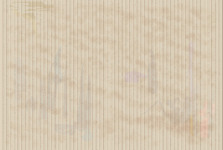 Streaky cardboard texture with stains