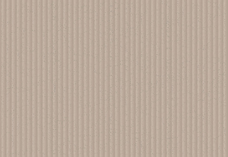 Horizontal stripes of cardboard texture. illustration.
