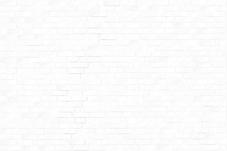Old loft style wall gray color made of brick and cement with whitewash. Vector illustration.