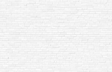 Gray Old brick wall loft style detailed vector illustration for background or cover