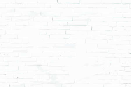 Limed brick wall with rugh textureas a interior background. 版權商用圖片