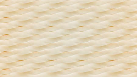 Abstract textured background of interwoven stripes of material