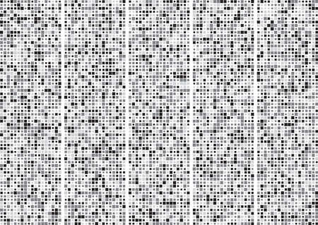 Mosaic background with small colorful squares. 版權商用圖片