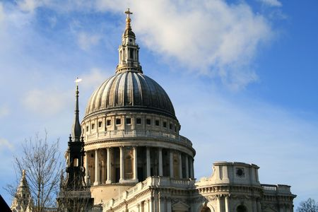 St Pauls Cathedral, London photo