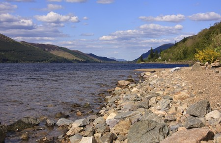 lochs: The Great Glen of the Scottish Highlands