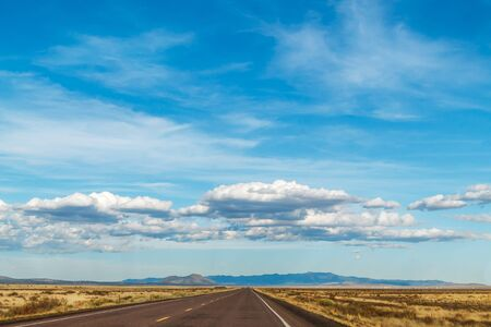 open spaces: Wide open spaces and big skies