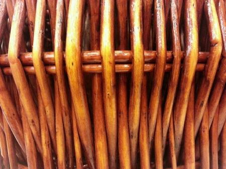 woven: Rattan basket pattern