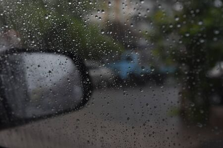pattaya: rainy day in Pattaya,Thailand