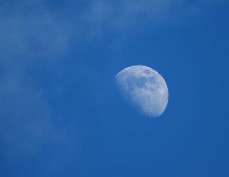 February Moon Stock Photo - 5364430