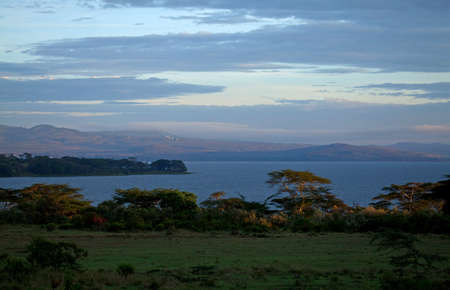 lake naivasha: Lake Naivasha Sunrise