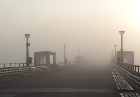 diffused: Deal Pier Mist