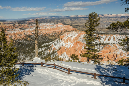 Bryce Amphitheater from Bryce Point in Bryce Canyon National Park