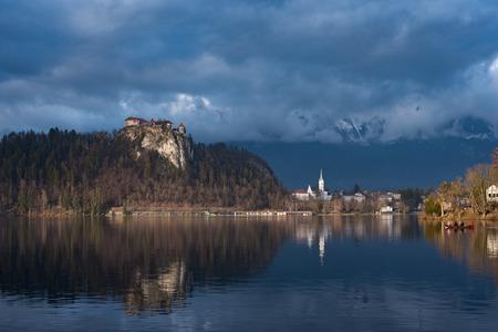 Castle of Bled, Slovenia