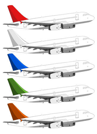 Passenger Aircrafts
