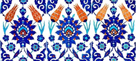 turkish: Photo of Turkish Tile Stock Photo